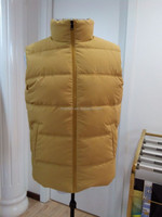 factory connection clothing custom men padded vest volunteer vest with free colors