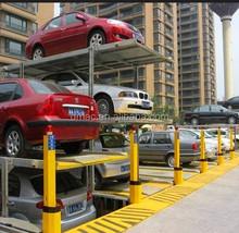 3 cars above car park lift system/mechanic car lift