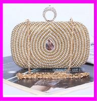 KD1275 wholesale evening bag,crytal evening bag,designer evening crystal bag