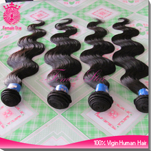 Low Cost Portable and Endurable hair extensions remy box braids human hair weft extensions