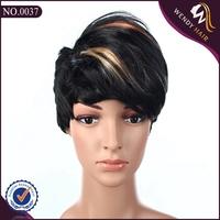 curly grey human hair wigs glue for wig rasta