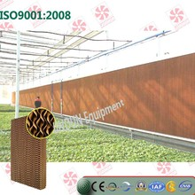 JD series Evaporative cooling pad using for green house , vegetable planting