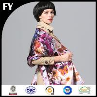 Wholesale China digital printed silk electric shawl