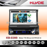 NEW/HOT Direct Factory KLYDE autoradio gps 1 din