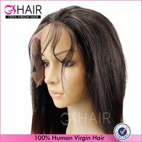 Peruvian human hair full lace wig on sale