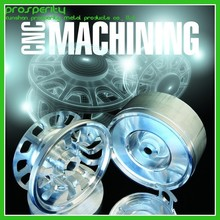 cnc machining Chinese motorcycle spare parts