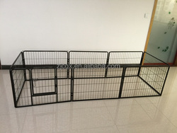 High quality square tube rabbit cage kennel