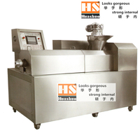 Professional Soy vegetarian meat molding machine Vegetarian meals tasteless machine with high quality