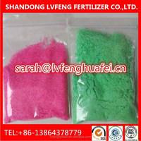 compound/complex fertilizer NPK 19-19-19+TE, 30-10-10+TE ,20-20-20+TE 100% fully water soluble powder, in different color
