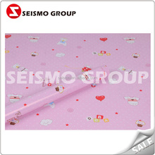 bleached kraft paper pinrting tissue paper for gift wrapping fashionable gift wrapping paper