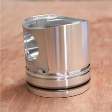 Newest unique design engine cylinder 6BT 210 piston and liners