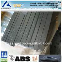 LR 5083 aluminium plate for boat building