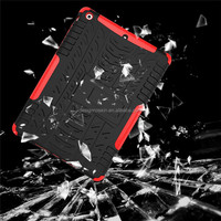 dazzle rugged hybrid protective case for ipad air