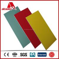 ACM para materiales de construccion/decoracion