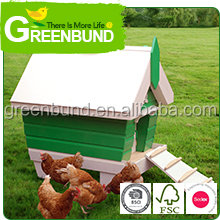 New Wooden Pet Chicken Coop House Cage Hen Poultry House
