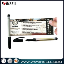 customized banner pen sublimation printed