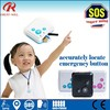 SOS panic button alarm mini hidden child personal gps tracker for kids