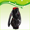 japan black custom made portable personalized golf bag