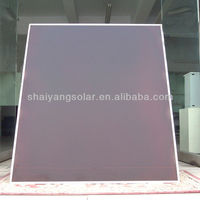 100w amorphous silicon thin film solar panel