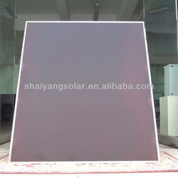 amorphous silicon thin film solar panel