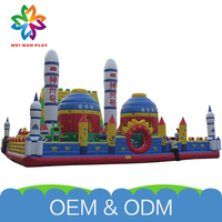 Factory Price Inflatable Bouncy Castle Special Design Kids Inflatable Castle Inflatable Bouncer