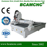 BCM2040 wood working cnc with vaccum table for wood material