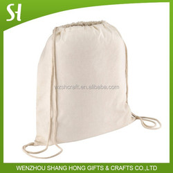 Cotton Drawstring Bag For Golf Tees
