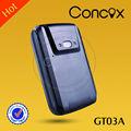 Concox GT03A mini coche dispositivo de localización gps con alarma acc