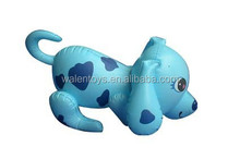 Cartoon design inflatable doggie,Inflatable Dog models for promotion