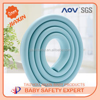 Beideli U shape Baby safety product Customize foam EVA NBR rubber sponge desk edge collision-protection strip