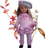 girl doll manufacturers/1/2 doll clothes/china made doll clothes