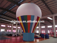 8m High Cheap Inflatable Advertising Balloon for Sale