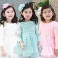 el estilo de moda las niñas vestidos de cumpleaños para las niñas