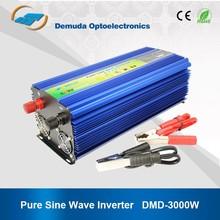 Pure sine wave power inverter dc12v ac 220v pure sine wave invert 3000w