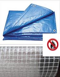 Hot selling fire retardant pe tarpaulin/waterproof covering all kinds of tarpaulin
