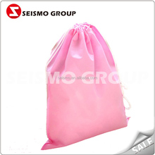 promotional eco friendly non woven shopping bag non woven drawstring promotion bag