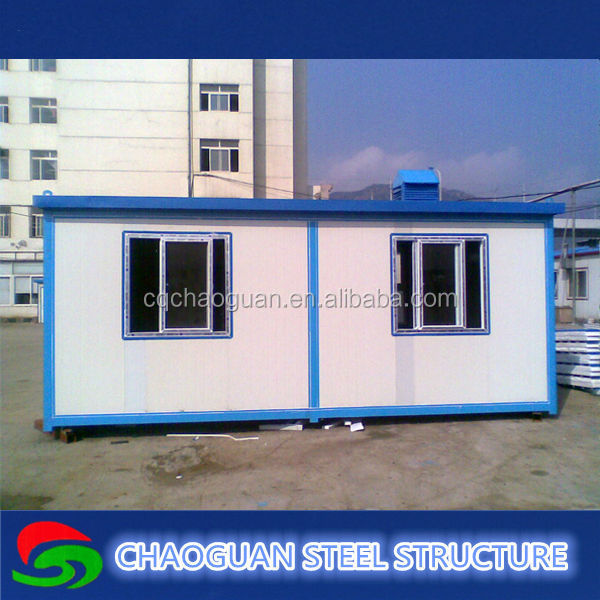 Modular Kit House Luxury Small Container Homes For Sale