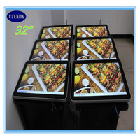 latest technology product HD 37inch TV LCD/LED display touch screen