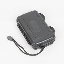 D6001 High Quality Hard Plastic IP68 Shockproof Waterproof Equipment Case
