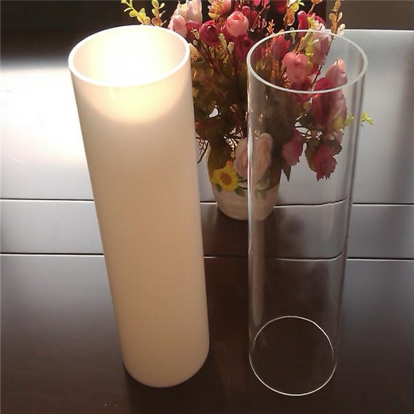 transparent acryilc tube