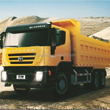 High quality IVECO Genlyon 6x4 mining tipper truck dump truck for sale