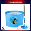 China manufacturer OEM handy little mini small mop bucket with wringer magic spin mop bucket no foot pedal