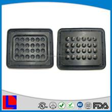 buen precio y buena calidad Personalizado-moldeado junta de goma de silicona