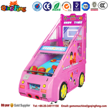 wow!! QingFeng Entertainment basketball machine -NA-QF059 baby time for kids from 3-10 years old in Turkey market