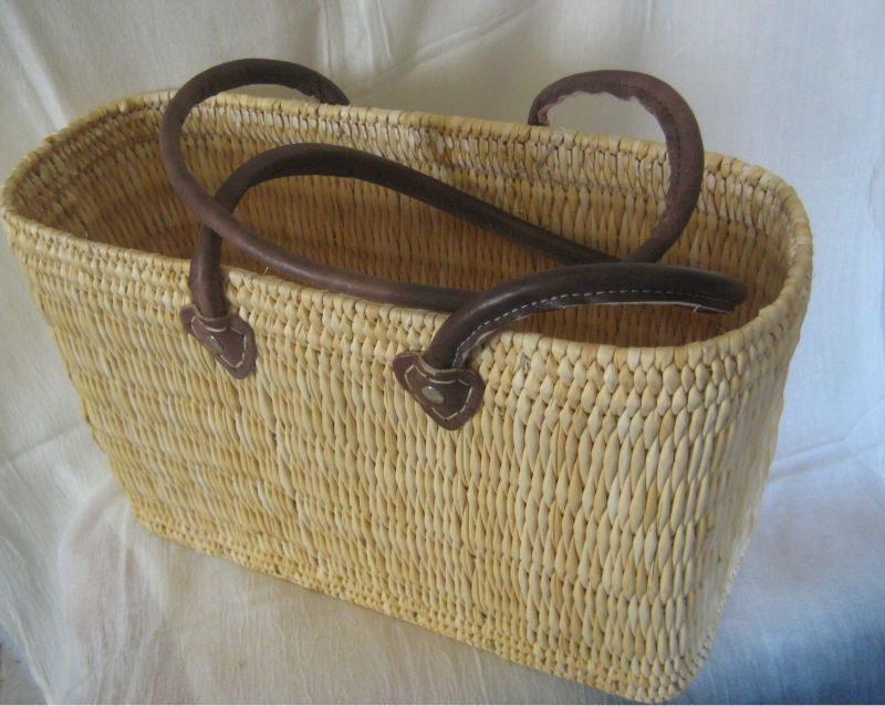 How To Hand Weave A Basket : Practical moroccan hand woven baskets buy cheap straw