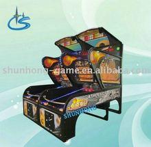 Athletics basketball sport game machine
