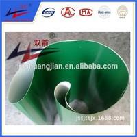 Endless Finger Joint Belt PVC/PU Roller Conveyor Belt