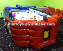 2012 Top design inflatable air hockey