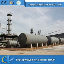 Factory direct sales All kinds of Continuous waste tyre oil distillation machine