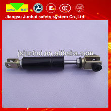 Gas spring with lockable strut
